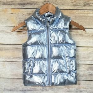 Childrens puffer vest